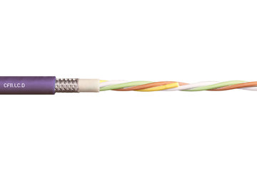 chainflex® bus cable CF11.LC.D