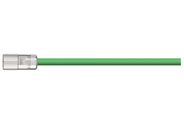 readycable® pulse encoder cable similar to Baumüller 198962 (3 m), pulse encoder base cable PUR 7.5 x d