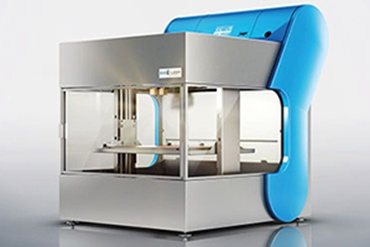 Low-noise 3D printer by the company EVO-tech
